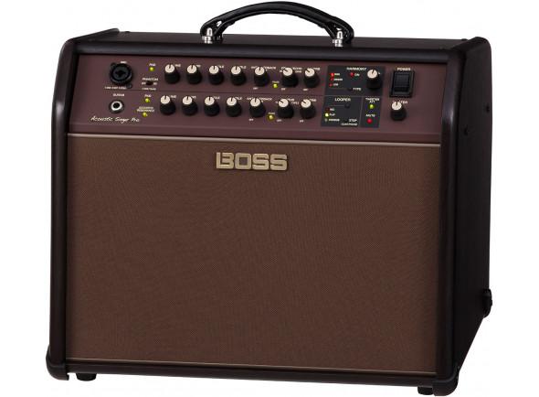 Amplificador para Guitarra Acústica/Amplificadores de Guitarra Acústica BOSS ACS PRO Combo Acústica Premium 120W