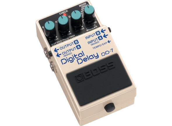 Delays / Echos Boss DD-7