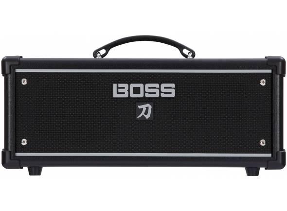 Cabeças de Guitarra a transístor BOSS KATANA-100 HEAD