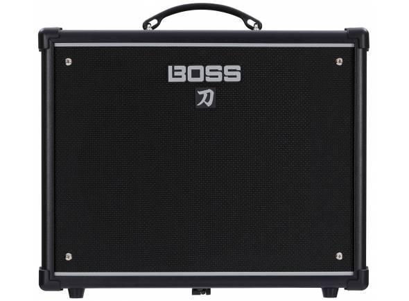 Combos de Guitarra Eléctrica a Transístores Boss Katana 50