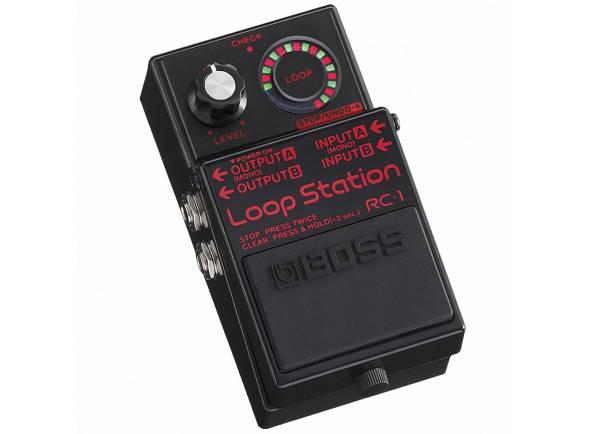 Looper Boss RC-1 BK