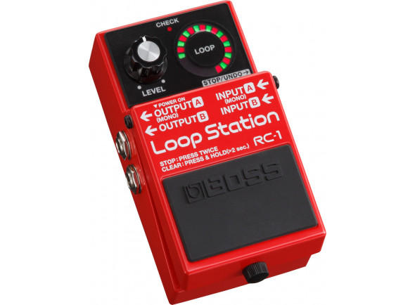 Looper/Looper BOSS RC-1 Loop Station B-Stock
