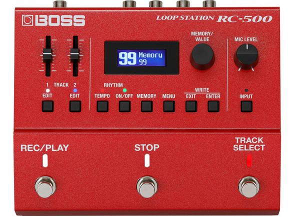 Looper/Looper BOSS RC-500 Loop Station B-Stock