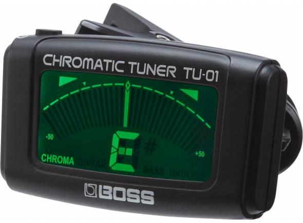 Afinador de Guitarra Boss TU-01