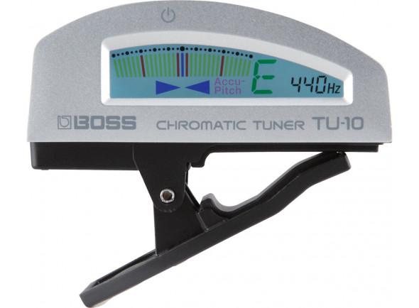 Afinador para Guitarra /Afinador de Guitarra BOSS TU-10SV Afinador Clip