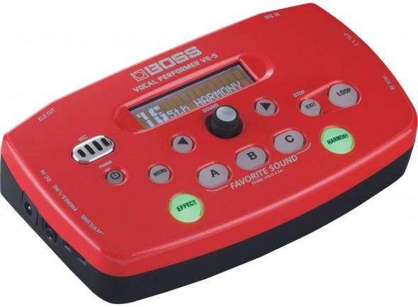 Processadores para vocalistas BOSS VE-5 RD Vocal Performer B-Stock