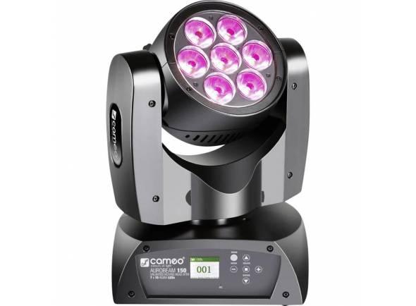 Moving Heads LED Cameo Aurobeam 150