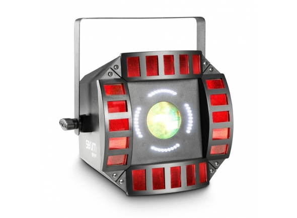 Projector LED PAR Cameo Serum 3-in-1 Effect