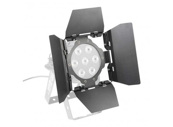 Projector LED PAR Cameo Studio PAR BARN DOOR 1 B