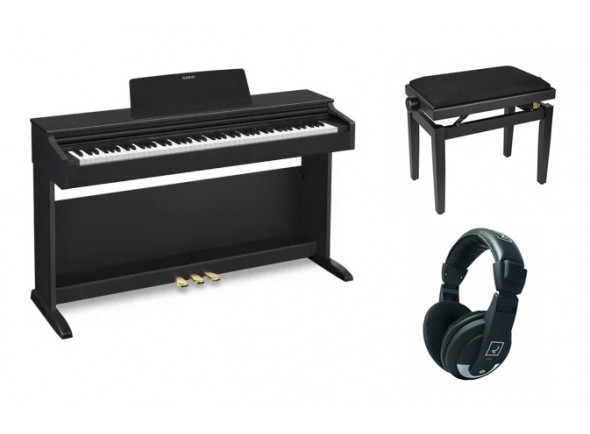 Pianos Digitais de Móvel Casio AP-270 BK Celviano Set