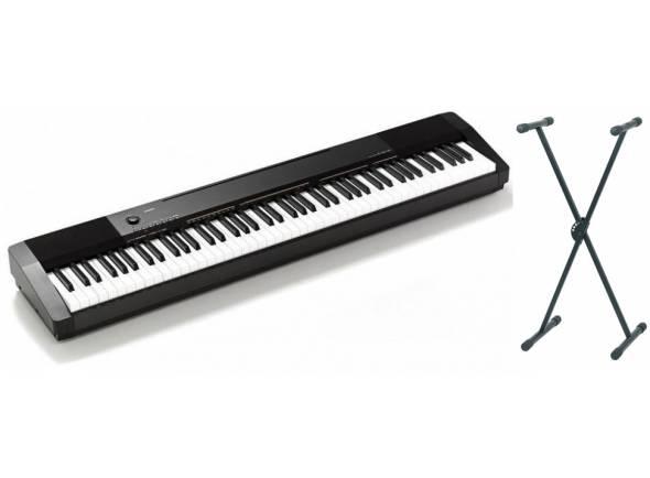 Ver mais informações do Piano Digital Casio CDP-130 BK Pack