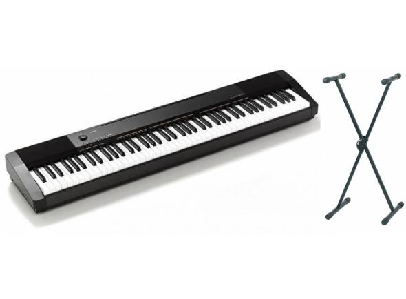 Piano Digital/Piano Digital Casio CDP-130 BK Pack