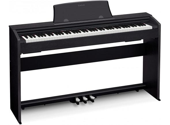 Pianos Digitais de Móvel Casio  PX-770 BK Privia