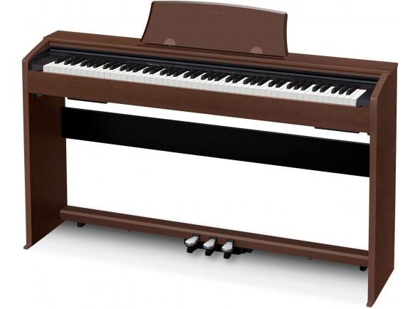 Pianos Digitais de Móvel Casio  PX-770 BN Privia