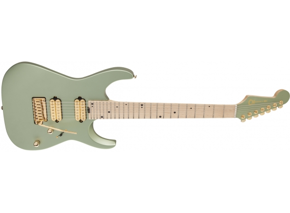 Guitarras Signature Charvel Angel Vivaldi DK24-7 SSG