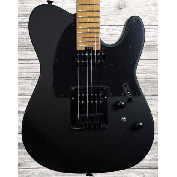 Guitarra Elétrica /Guitarras formato T Charvel PM SC2 24 HT HH - SATIN BLACK