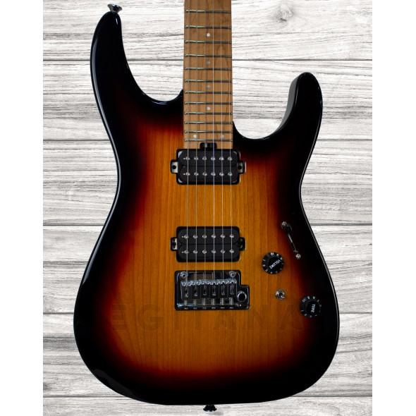 Guitarras formato ST Charvel Pro-Mod DK24 HH 2PT CM 3TS