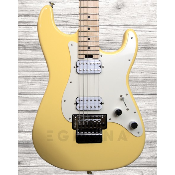 Guitarras formato ST Charvel Pro-Mod So-Cal 1 HH FR MN VWH