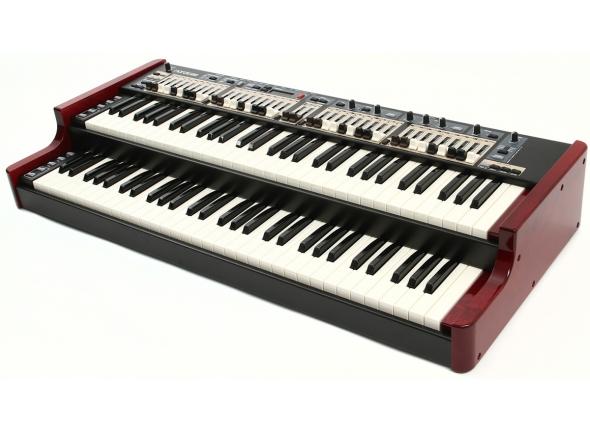 Orgão Elétrico/Orgãos Elétricos Clavia Nord C2D Combo Organ