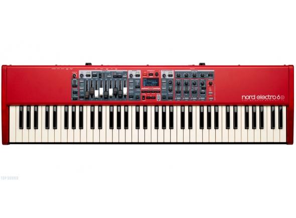 Pianos de escenario Clavia Nord Electro 6D 73