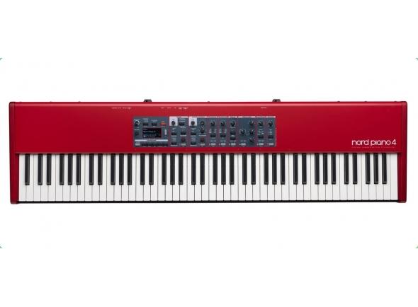 Pianos de palco Clavia Nord Piano 4