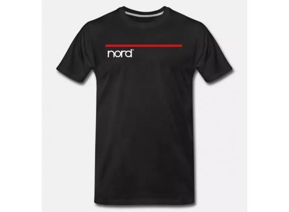 T-Shirt/Miscel Clavia Nord T-Shirt Black M