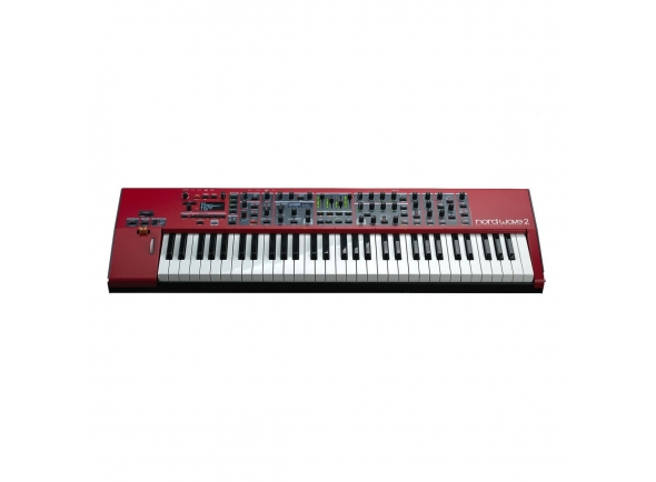 Sintetizadores Clavia Nord Wave 2 61-Key Performance Synthesizer