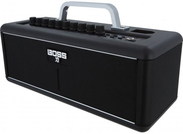 Combo de modelação para guitarra elétrica/Combos de modulação BOSS KATANA AIR Combo Guitarra Wireless 30W B-Stock