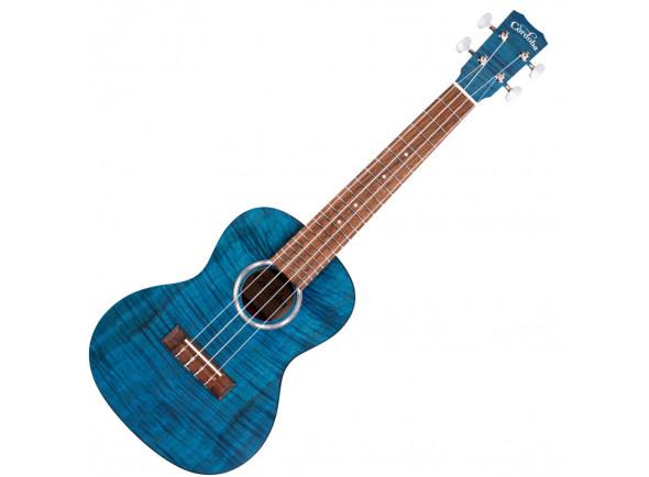 Ukulele Concerto Cordoba  15CFM Sapphire Blue
