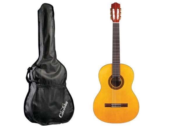 Guitarra Clássica 3/4 com Saco/Guitarra Clássica Cordoba C1 3/4