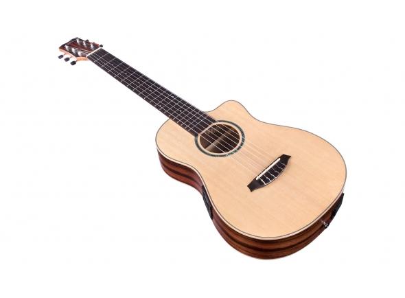 Guitarra Clássica Cordoba Mini II EB-CE