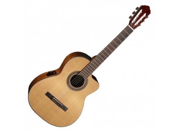 Guitarras clássicas eletrificadas Cort AC120CE OP