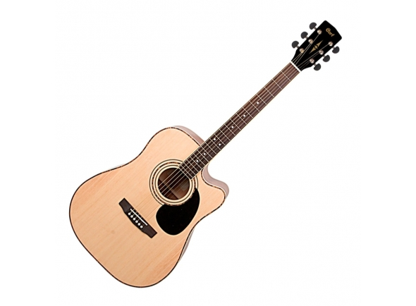Guitarras Dreadnought Cort AD880CE NAT