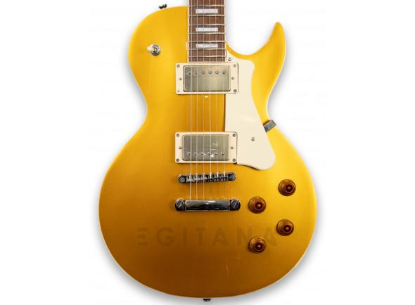 Modelo LP/Guitarras formato Single Cut Cort Classic Rock CR200 GT B-Stock