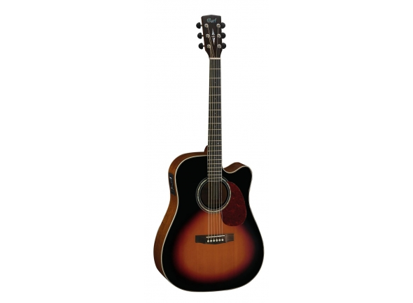 Guitarras Dreadnought Cort MR710F SB
