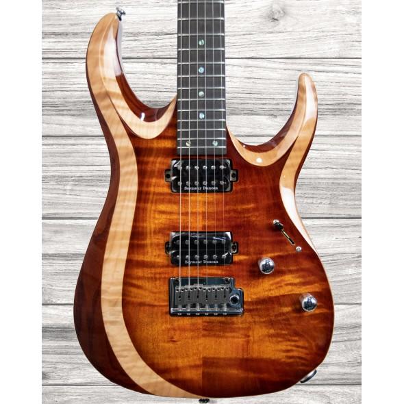 Guitarras formato ST Cort X-700 Duality Antique Vintage