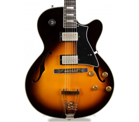 Guitarras formato Hollowbody Cort Yorktown TAB