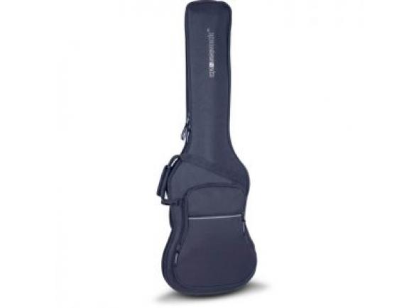 Saco para guitarra clássica Crossrock CRSG006CHBK 1/2 5MM