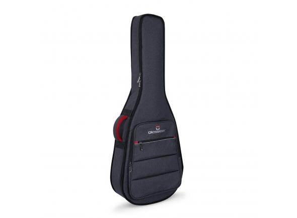 Saco para guitarra clássica Crossrock CRSG107 Series 4/4