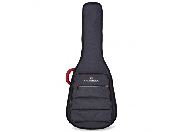 Saco para guitarra dreadnought/Saco para Guitarra Dreadnought Crossrock CRSG107D Dreadnought Gigbag