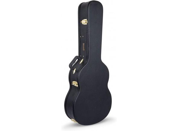 Estojo para guitarra clássica Crossrock CRW500CBK
