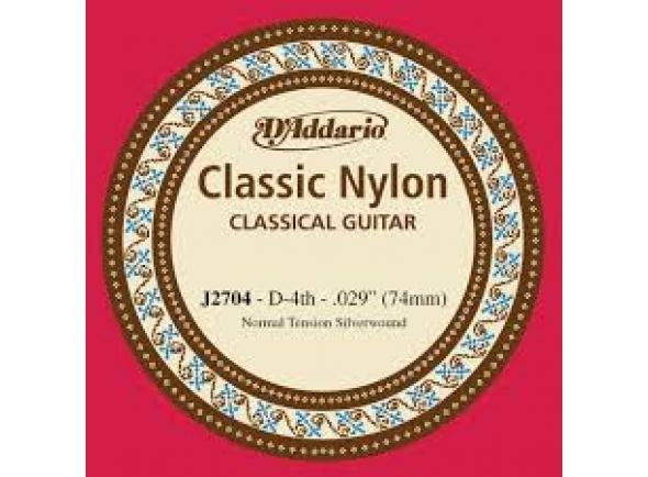 Cordas individuais para guitarra D´Addario J2704 D4
