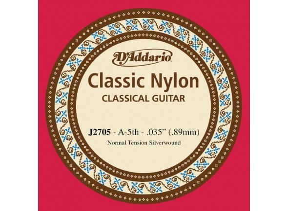 Cordas individuais para guitarra D´Addario J2705 A5