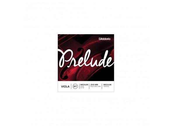 Conjunto de cordas para viola/Cordas para Viola D´Addario J910-MM Prelude Viola