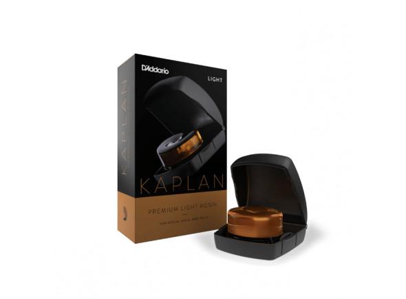 Resina para Violino/Viola/Resina D´Addario  Kaplan Premium Rosin with Case, Dark