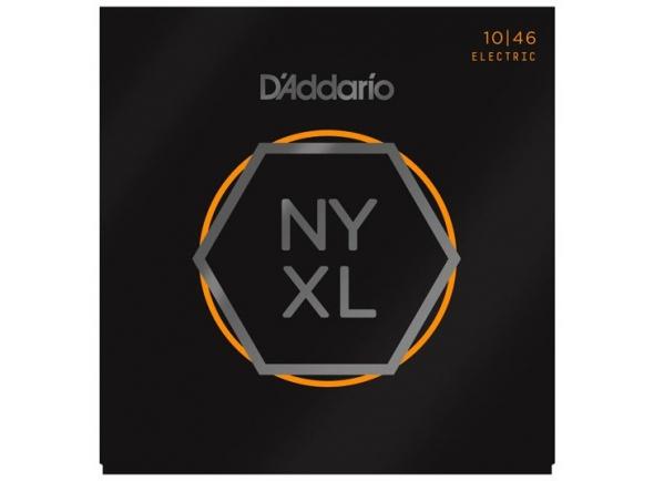 Jogo de cordas .010 D´Addario NYXL1046
