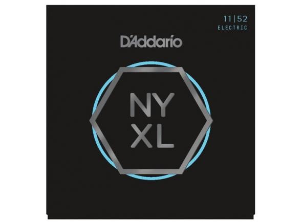 Jogo de cordas .011 D´Addario NYXL 11-52