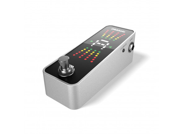 Afinador de guitarra D´Addario  PW-CT-20 Chromatic Pedal Tuner