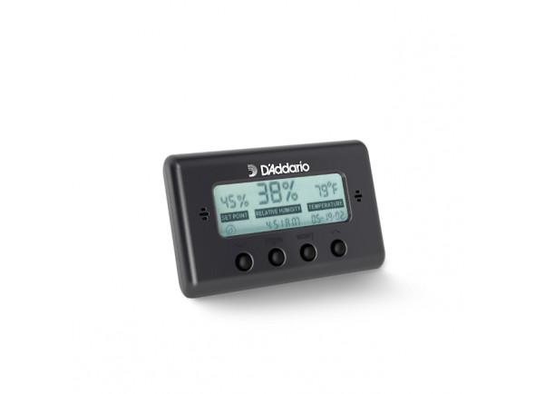 Sensor de humidade / temperatura/Humidificador de guitarra D´Addario  PW-HTS