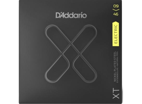 Jogo de cordas .009 D´Addario XTE 09-46 Super Light